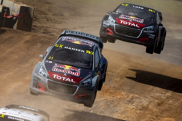 TeamPeugeotTotal GermanyRX Preview 3